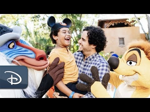 Alive With Magic: Disney's Animal Kingdom Theme Park