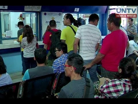 LTO plans to accelerate application process for driver's license