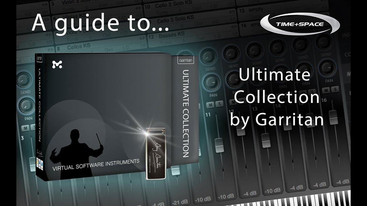 Garritan Ultimate Collection - Virtual Instrument Software