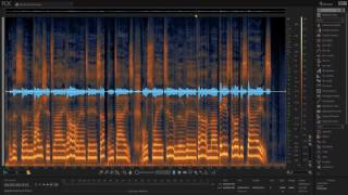 RX 6 | Vocal Editing Overview