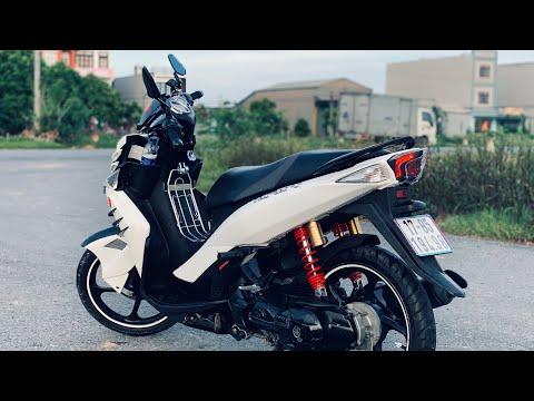 Đi làm với Yamaha Nouvo 6