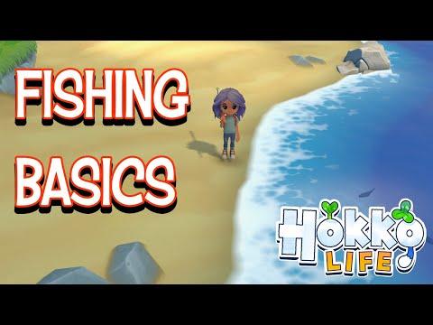 Hokko Life Fishing Basics (June 2021) |