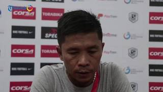 Tanggapan Pelatih dan Pemain PSIM Yogyakarta Setelah Kalah 4 0 Dari PSS Sleman