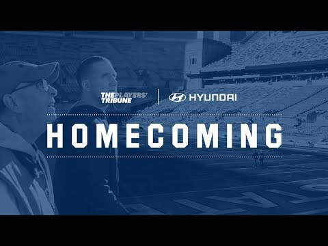 AJ Hawk travels back to Ohio State to reflect on how the school shaped him | Homecoming