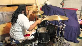 Chris Brown - Dont Wake Me Up | drum cover | Marcus Thomas