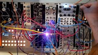 Eurorack Modular Synth Live21
