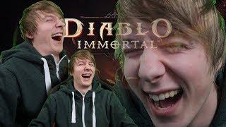Grałem w Diablo Immortal... Proszę nie bijcie mnie!