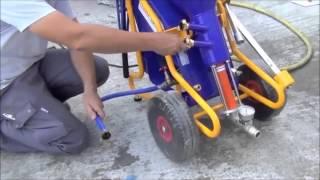 MixPro 14 Render Spray Machine