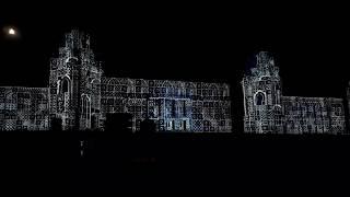 Видео вокруг света 2018 лазерное шоу, light show, laser show Moscow Russia