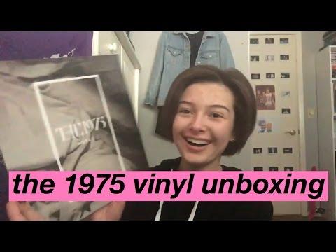 THE 1975 VINYL UNBOXING