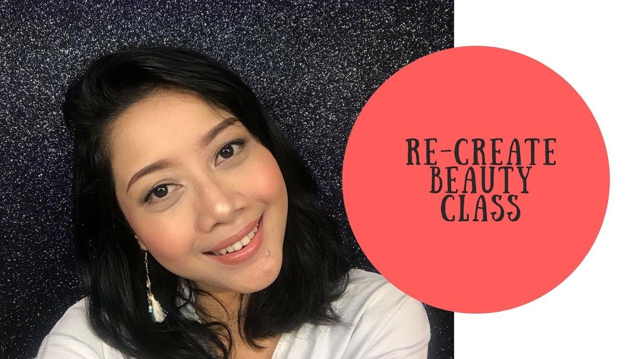 Re Create Beauty Class Lipstic Pake Elsheskin X Tasya Farasya Youtube
