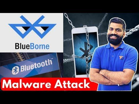 BlueBorne Exploit - Malware Via Bluetooth - 5.3Billion Devices Affected