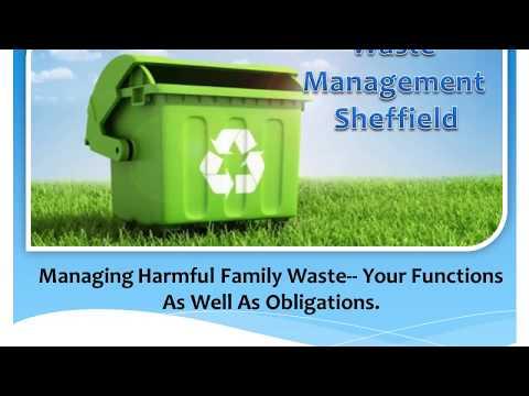 Waste Management Sheffield