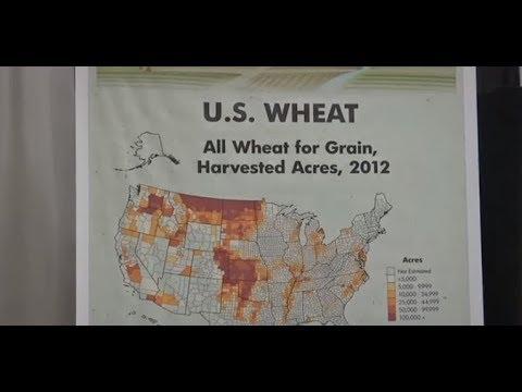 Farm Bill is a big topic for Montana Grain Growers Association