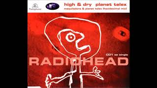 Radiohead - High and Dry Live later with Jools Holland 1995 (audio only)