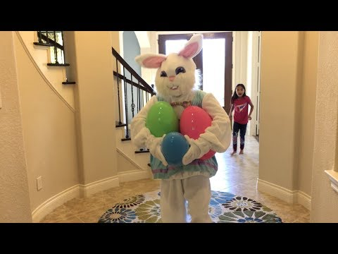 Easter Bunny Surprise Visit + Surprise Toys | Toys Academy