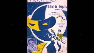 Baixar Gilberto Alves - FILIAL DE DROGARIA - Marino Pinto - Mário Rossi - RCA Victor 80-0549-A - 11.1947