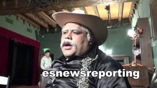 Don Cheto: Lot Of People Tell Me They Know Me From GTA - EsNews Boxing