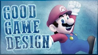 Good Game Design - Super Mario 64: Accomplishment