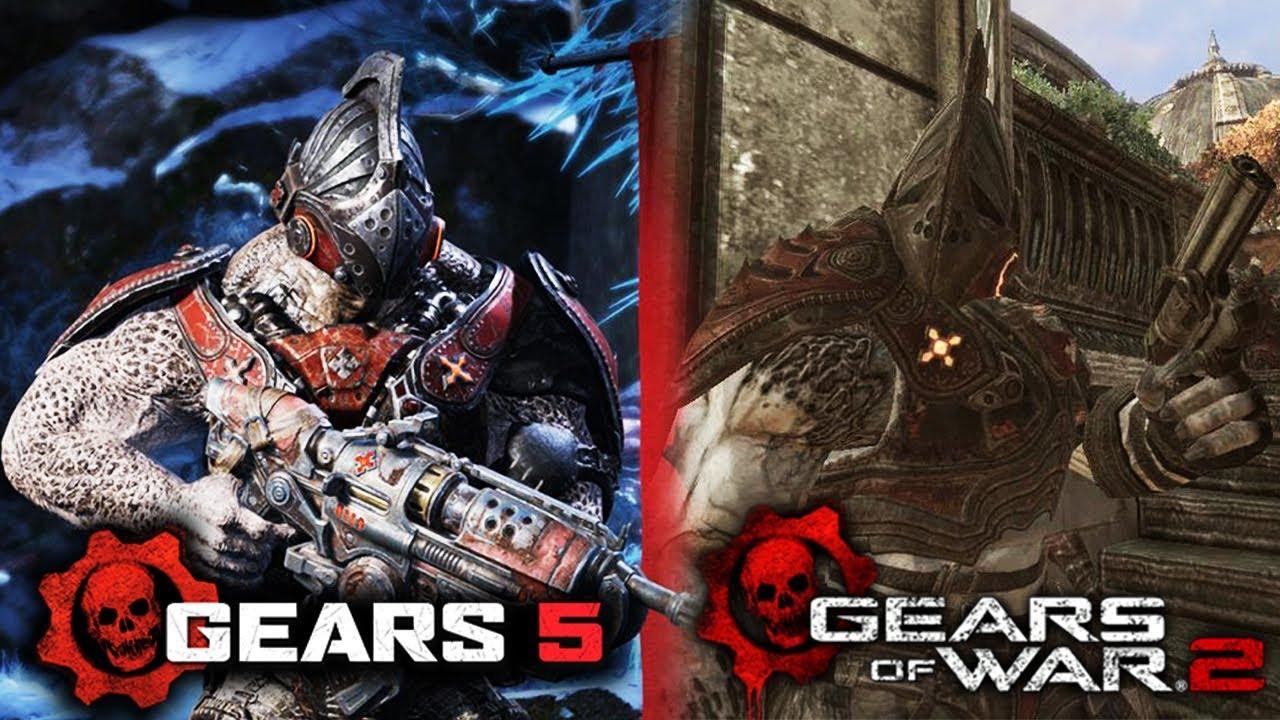 GEARS 5 | REGRESA PERSONAJE DE GEARS OF WAR 2!! NUEVA ACTUALIZACIÓN Y SUS CAMBIOS thumbnail