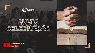 CULTO AO VIVO 25/07/2021 - PREPARE-SE PARA O GRANDE DIA