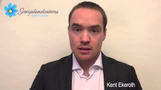 Kent Ekeroth (SD) om Alliansens försöka att fiska SD-röster