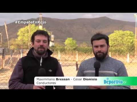 El Deportivo Tv P23B03 - Estadísticas, goleadores, próxima fecha 21.