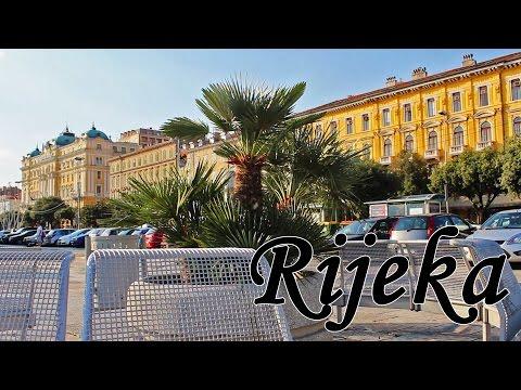 Rijeka, Croatia - Postcard