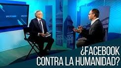 El lado oscuro de Google y Facebook: Franklin Foer conversa con Moisés Naím