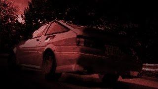 頭文字 D8 ∞ Online Battle. Driver: 春奈るな Car: AE86T Map(s): #1 -...