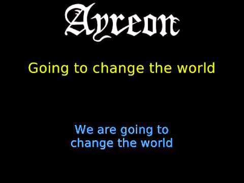 Ayreon - The Theory of Everything - Phase IV [Lyrics]