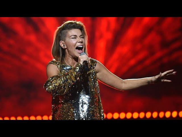 """Edyta Górniak – """"I Have Nothing"""" – Hit! Hit! Hurra!"""