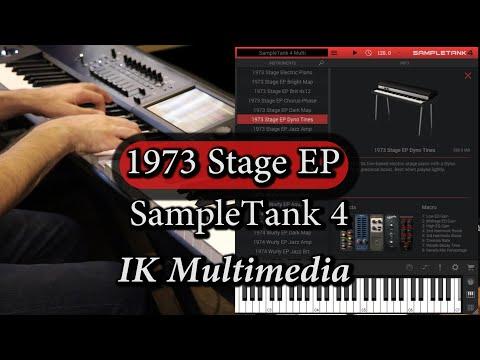 IK Multimedia SampleTank 4 - 1973 Stage Electric Piano
