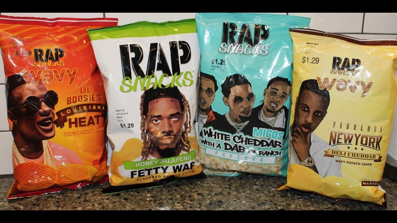 Image result for rap potato chips