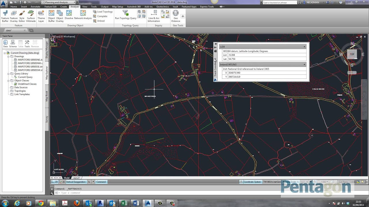 3 Great Features about AutoCAD Map and Civil 3D on airport 3d map, maya map, computer 3d map, water 3d map, java map, project management map, mac map, architecture map, school 3d map, natural 3d map, word map, nuclear 3d map,