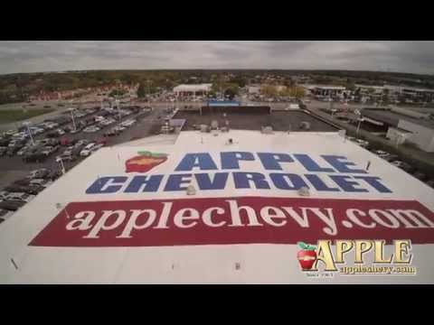 Video Tour of Apple Chevrolet in Tinley Park, IL.