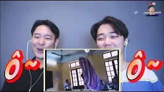 (Reaction!) Năng lực của học sinh Việt Nam bùng nổ  !!!   Những anh em Hàn Quốc한국남매들