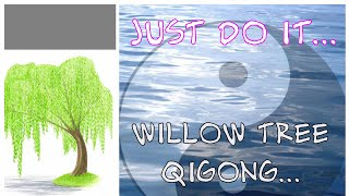 Willow Tree Qigong- Just Do It   Twist The Waist