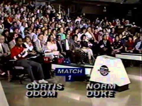 1991 PBA $130,000 El Paso Open - Game 1 - El Paso, TX