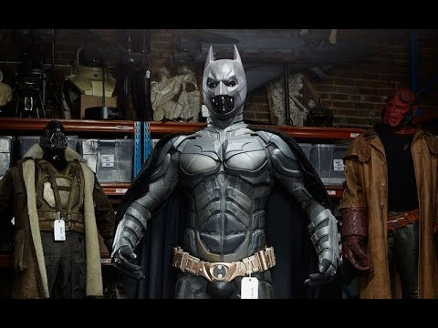 Creating New Batsuit