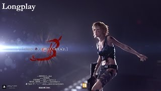 Parasite Eve - The 3rd Birthday: Longplay