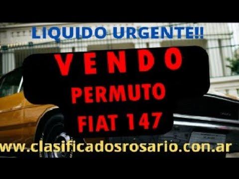 14528b3cd FIAT 147 GNC ROSARIO - YouTube