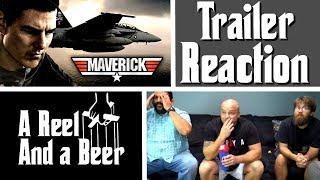 Top Gun Maverick Trailer REACTION