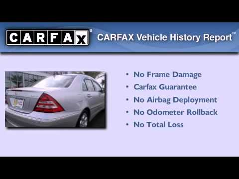 Pre Owned 2005 Mercedes Benz C Class Gulfport MS