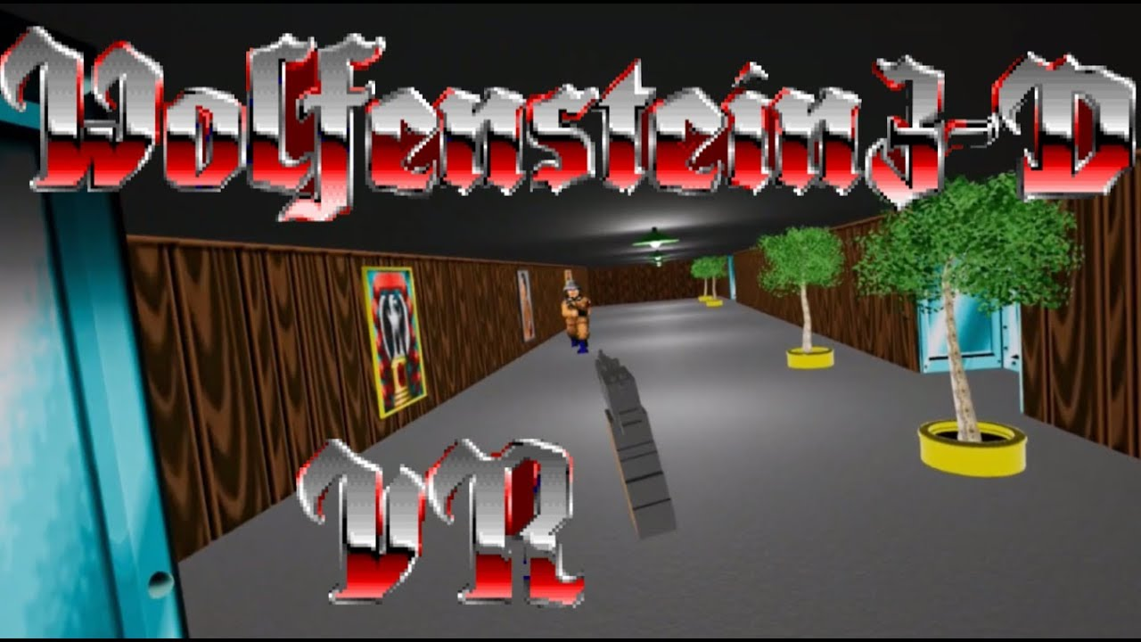 Steam Community :: Video :: Wolfenstein 3D VR + Download ✅