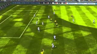 FIFA 14 Android - Bukovina VS Chelsea