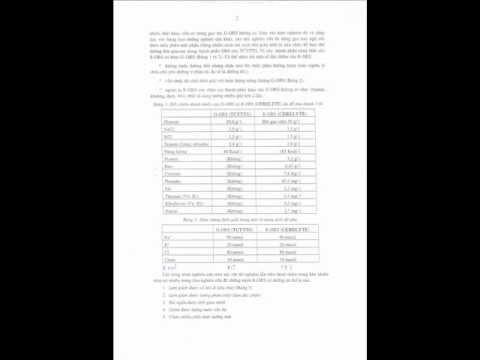 253  Từ Nước Cháo Gạo Rang Đến ORS Trong Điều Trị Tiêu Chảy .wmv