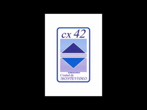 CX42 Emisora Ciudad de Montevideo 1370 AM | CORTINA DE INICIO