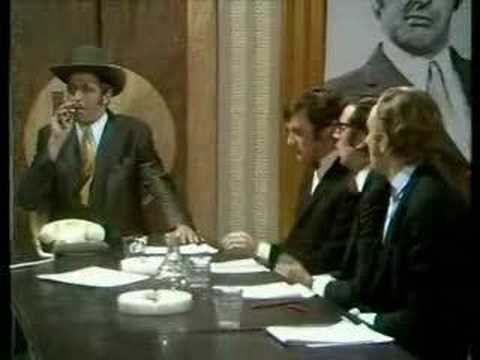 Monty Python-Writers Sketch-