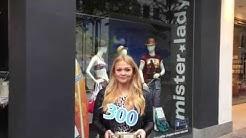 Gewinne 300 € Shopping-Gutscheine - mister*lady 300. Store-Eröffnung!
